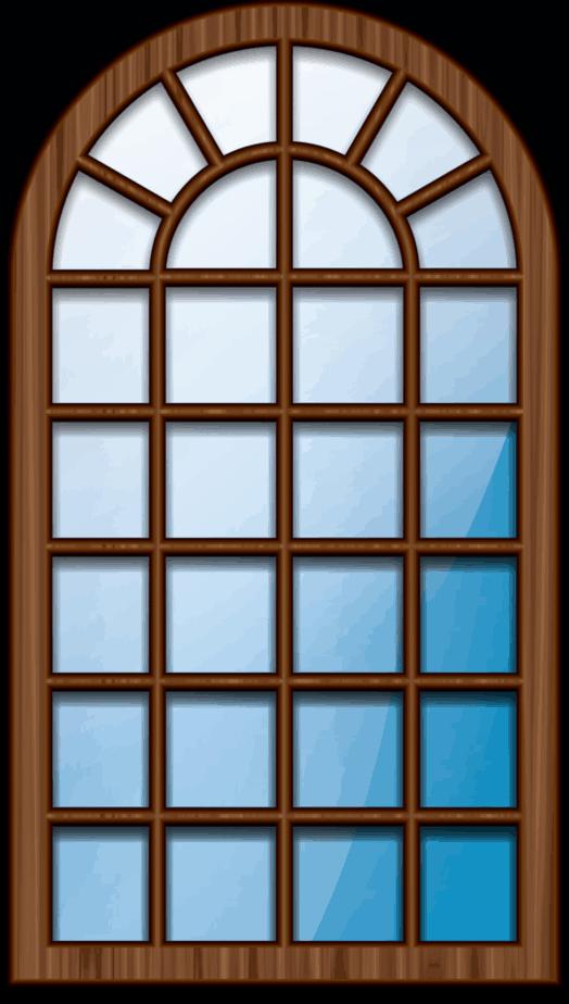top round window