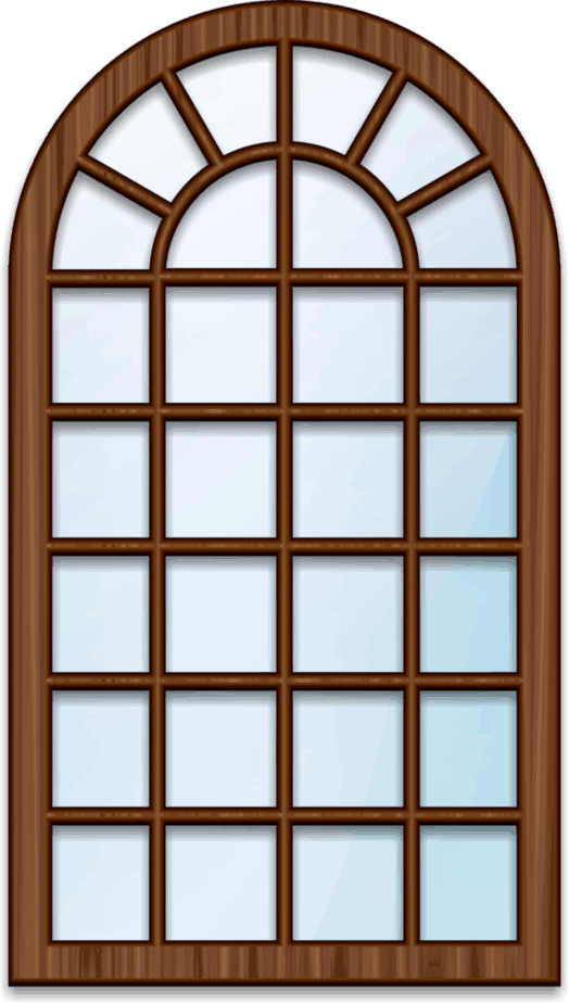 top round window